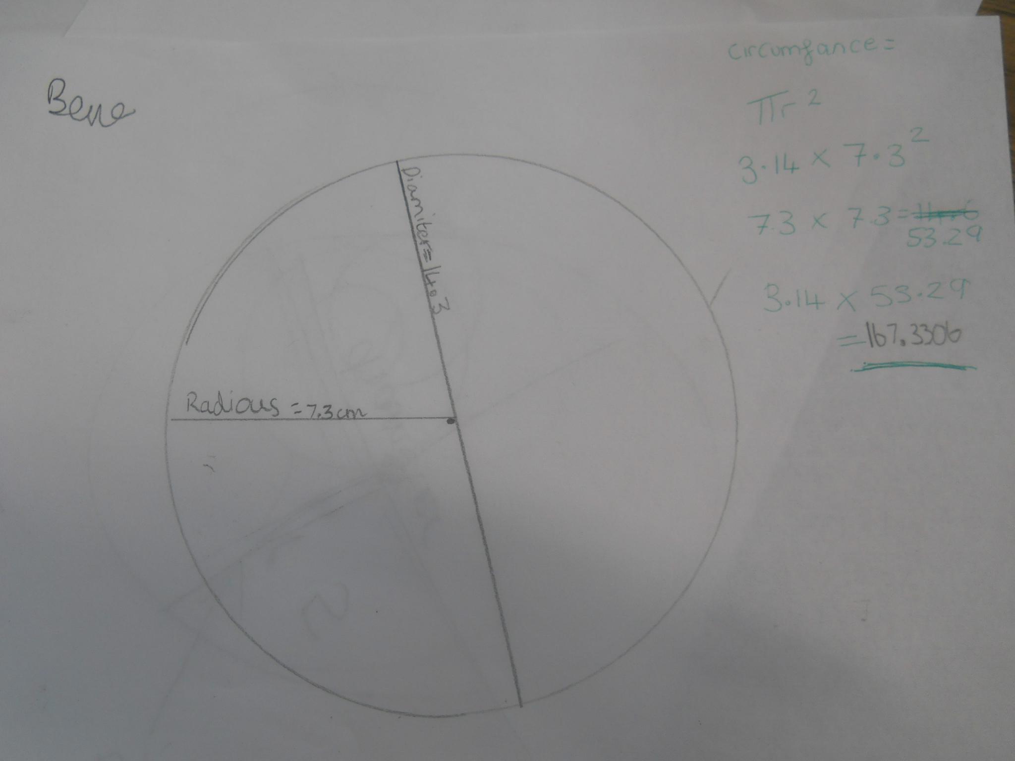 Year 6 Circle Work