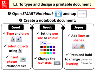 LI for SMART Notebook